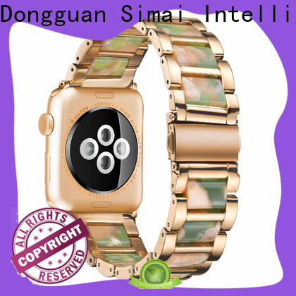 Simai Top unique apple watch straps company for Huawei