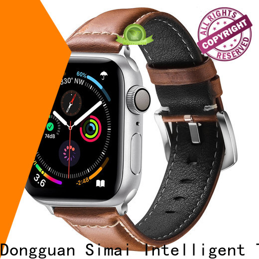 Top 18mm leather nato grind manufacturers for apple