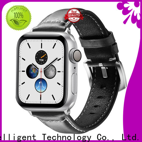 Simai band 20mm suede watch strap suppliers for apple