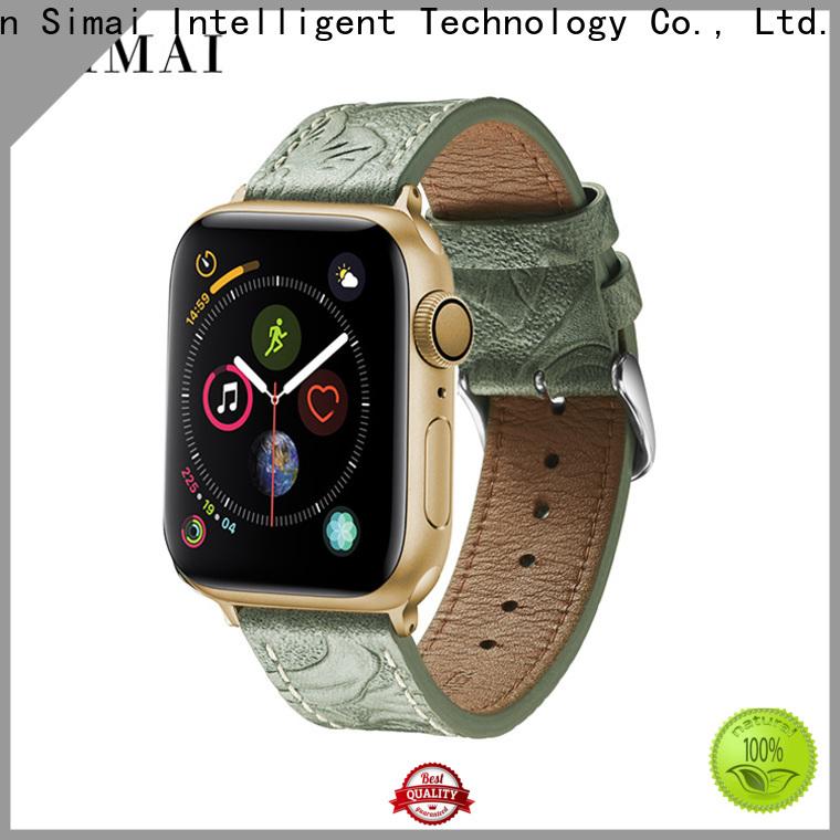 Best cuff watch leather army supply for iwath