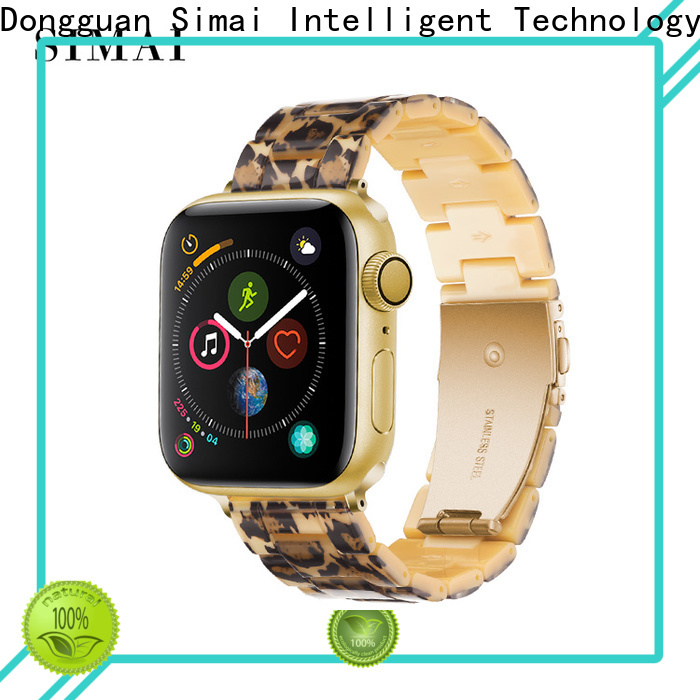 Simai Best apple watch 2 straps company for Huawei