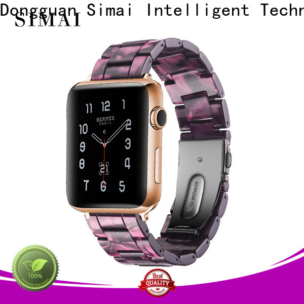 Simai Latest apple watch sport band 42mm factory for apple