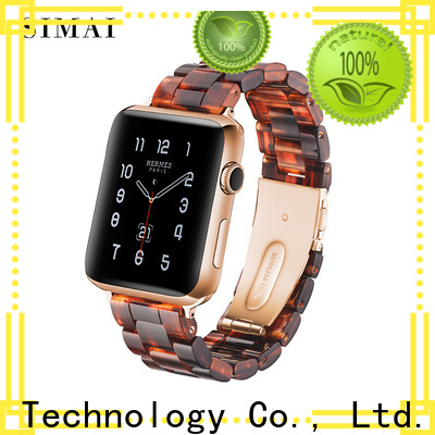 Simai New gold watch bracelet replacement for business for Huawei