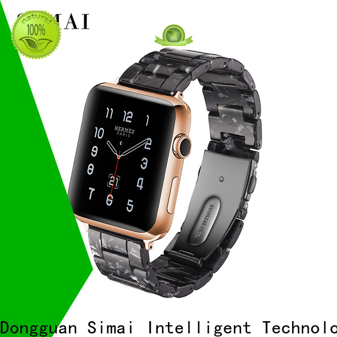 Best apple watch brown strap series manufacturers for Huawei