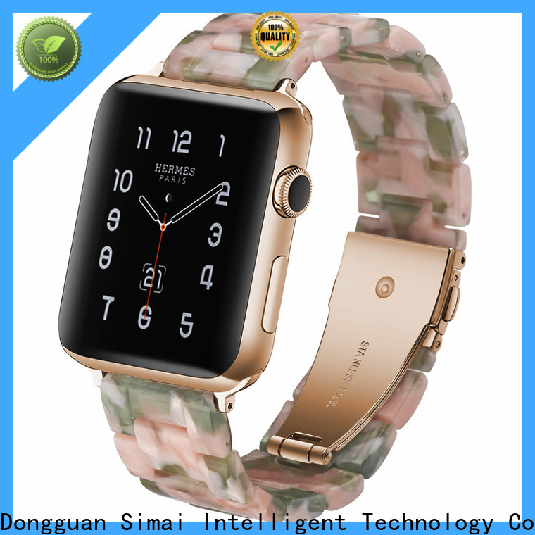 Simai Wholesale womens resin watches manufacturers for Samsung