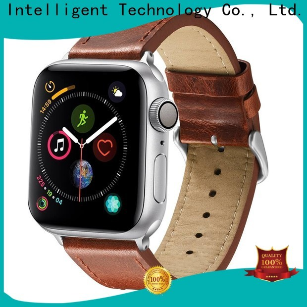 High-quality wrist watch leather belt apple for business for Huawei