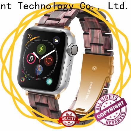 Custom apple watch steel band nougat company for Huawei