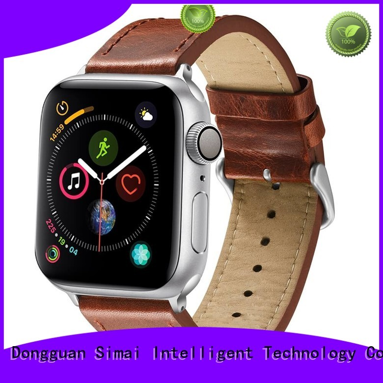 Simai Top apple watch bands apple store manufacturers for iwath