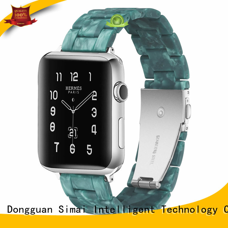 Simai Best watch bands metal bracelet supply for Samsung