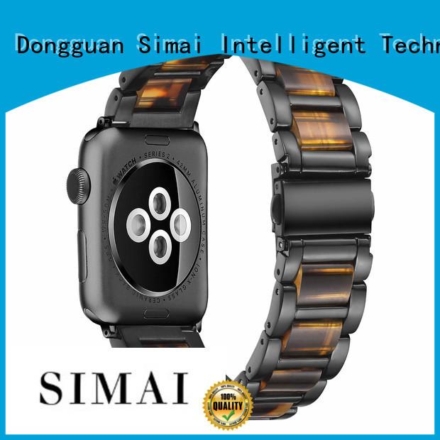 Simai Latest waterproof watch bands manufacturers for Huawei