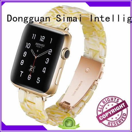 Simai tortoise iwatch 2 bands manufacturers for cacio