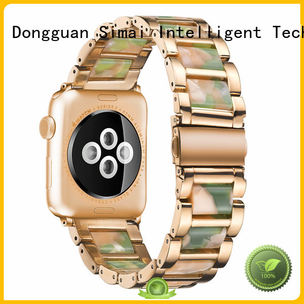 Wholesale high end watch bands beeswax company for Huawei