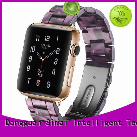 Best iwatch 1 bands tricolor supply for Huawei