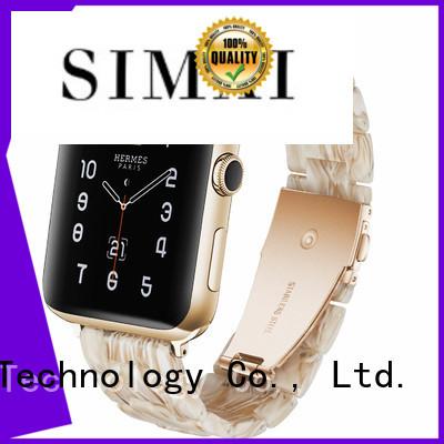 Simai strap silver watch strap manufacturers for cacio