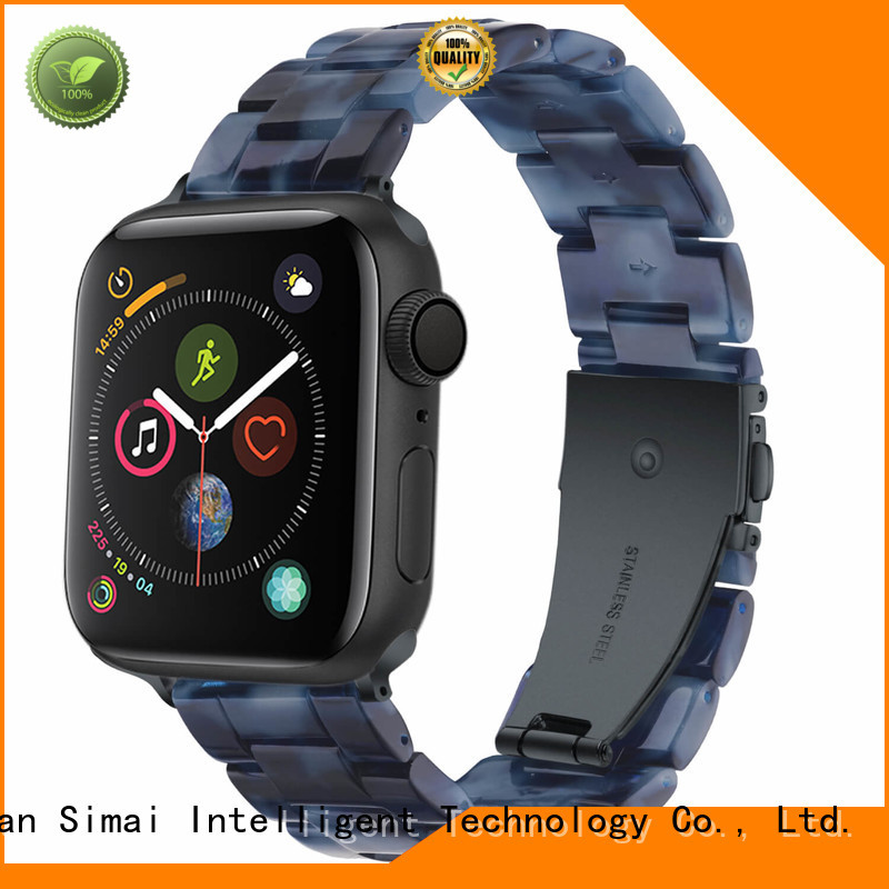 High-quality chain link apple watch band top factory for cacio